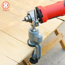 Mini Drill Rotary Tools Table Vice Holder Mini Vice Vise Alloy Aluminium Bench Table Clamp for Dremel Drill tools dremel electric drill stand power rotary tools accessories bench drill press stand diy tool double clamp base frame drill holder