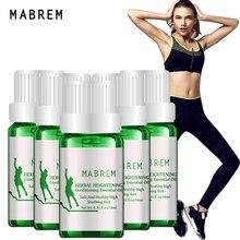 5PCS MABREM Kräuter Ätherisches Öl Anlage Wachsen Größer Erhöhen Höhe Beruhigende Fuß Fördern Knochen Wachstum Massage Öl