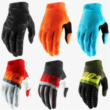 2019 New BMX Full Finger Motorcycle Gloves 100% Energetic Guantes Moto Bike Motocross Racing Luvas Motociclismo