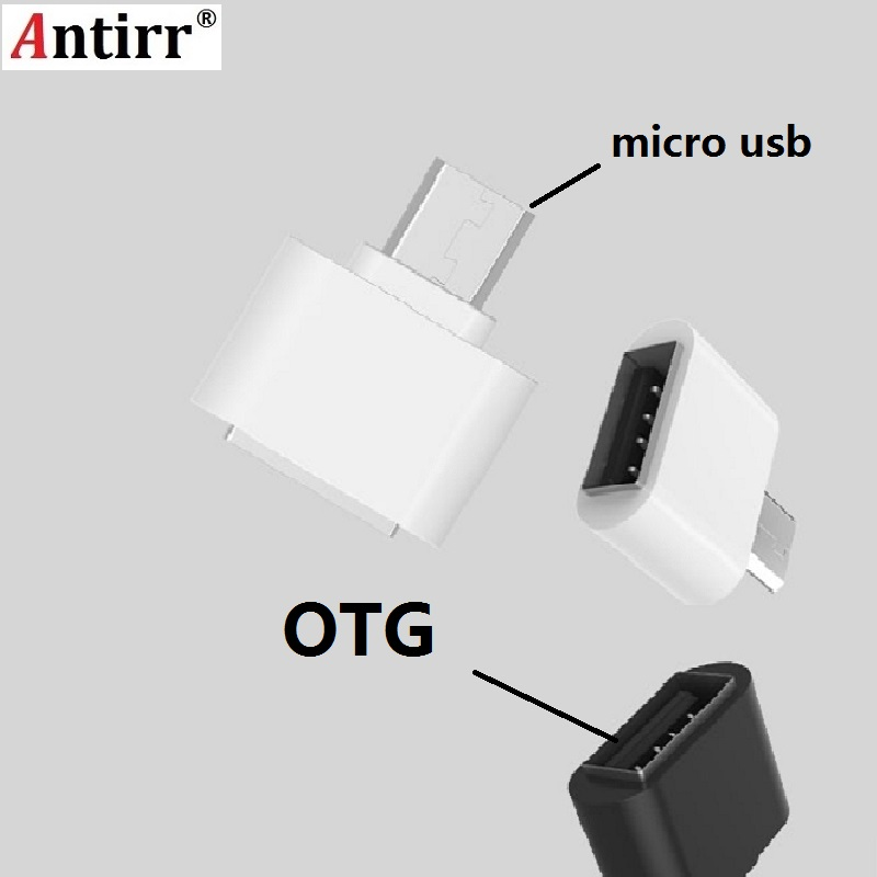 USB Female to USB-C Type C 3.<font><b>1</b></font> OTG Male Data Adapter For Samsung S8 LG <font><b>G6</b></font> G5 V20 OnePlus 2 3 Huawei P9 P10 Plus image