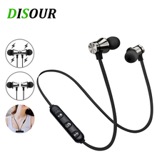 Magnetic Wireless bluetooth Earphone XT11 music headset Phone Neckband Sport Earphone with Mic For iPhone Samsung Fone de ouvido wholesale wireless bluetooth headset 3 0 earphone sport headphone fone de ouvido earphone for iphone samsung htc smartphone