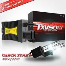 Txvso8 h3 hid комплект ксеноновых фар лампы 55 Вт 6000 К автомобильный