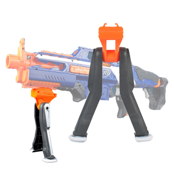 Universal Support for NERF Gun Compatible Nerf Stand Z-fold Refit Assemble Boy Toy Gun Accessories worker f10555 no 152 stf type b set professional toy gun accessories for nerf stryfe black