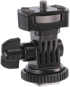 Fotga adapter do mocowania gorącej stopki z M6 śruba do mocowania stojak na DP500IIIS A50/A50T/A50TL/A50TLS A70/A70T/A70TL/A70TLS ekran aparatu