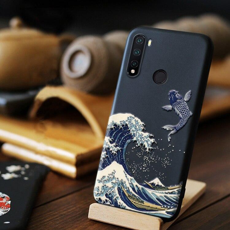For Xiomi Xiaomi Redmi 8 9 7a Note 8T 9S 7 9 8 Pro Max Cases Cover For Xiaomi Mi 9T 10 A3 9 Note 10 Lite Pro Poco F2 Pro Case(China)