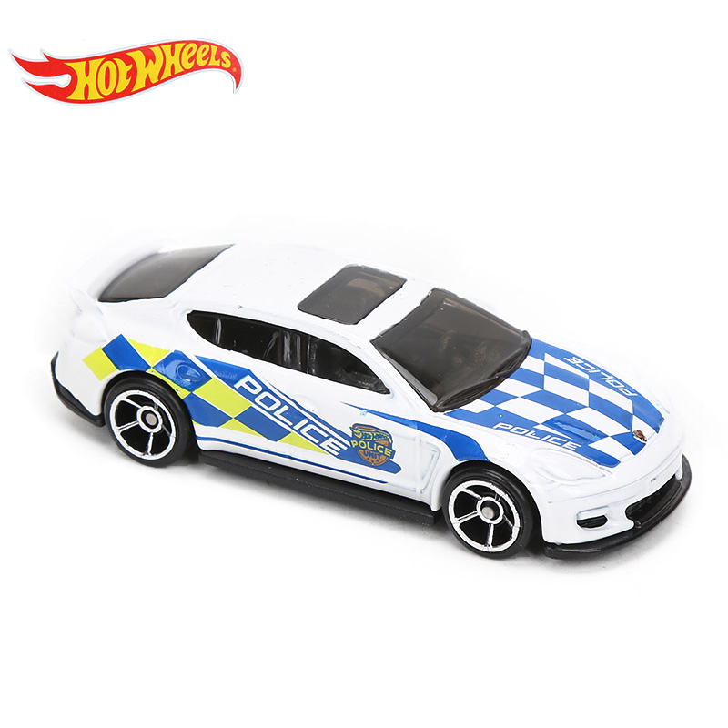 Hot Wheels Cars 1:64 Ducati Fast And Furious Diecast Cars POLICE Sport Car Model Hotwheels Mini Car Collection Toy For Boys 8N