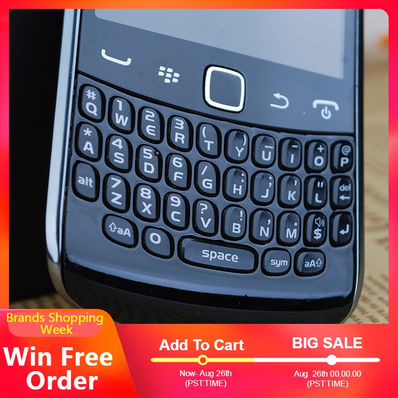 Unlocked Blackberry 9360 Cellphone GPS 3G Wifi NFC 5MP