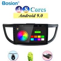 10.1 Android 9.0 Car Multimedia Player GPS For HONDA CRV 2012 2013 2014 2016 audio car radio stereo navigator bluetooth 4G RAM