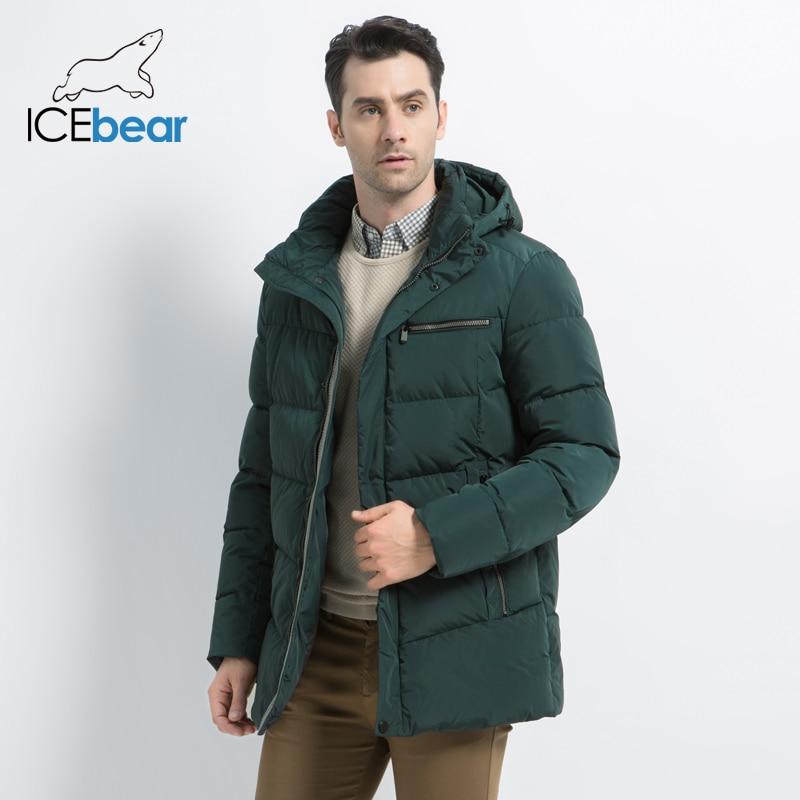 2019 New Men's Winter Coat High Quality Man Jacket Fashion Men's Clothing Warm Male Parka MWD19835D