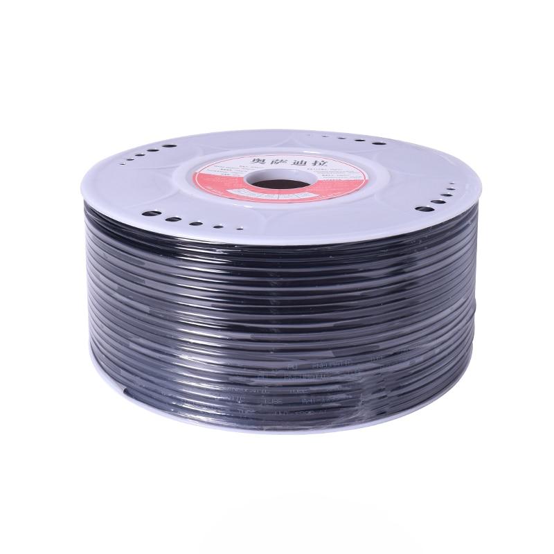 1m pneumatic hose pu pipe 4 * 2.5 mm 6 * 4 mm 8 * 5 mm 10 * 6.5 mm 12 * 8 14 * 10 mm 16 * 12 mm air tube compressor hose