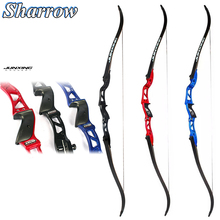 66inch Hunting Recurve Bow 24-36lbs Archery Longbow Takedown Shooting Slingshot JUNXING Lightweight High Strength Aluminum