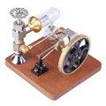 Einstellbare Geschwindigkeit Stirling Motor Modell Wissenschaft Experiment Motor Spielzeug Mit Vertikale Schwungrad Physik Dampf Power Spielzeug Männer Geschenke