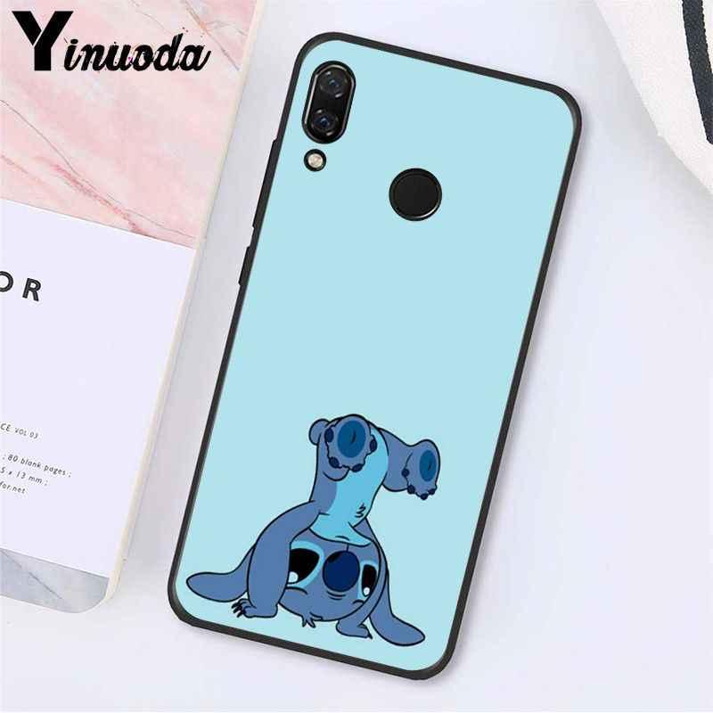 Yinuoda märchen stained Lilo Stich Telefon Fall für Xiaomi Redmi4X 6A S2 Gehen Redmi 5 5Plus Note4 Note5 7 Note6Pro