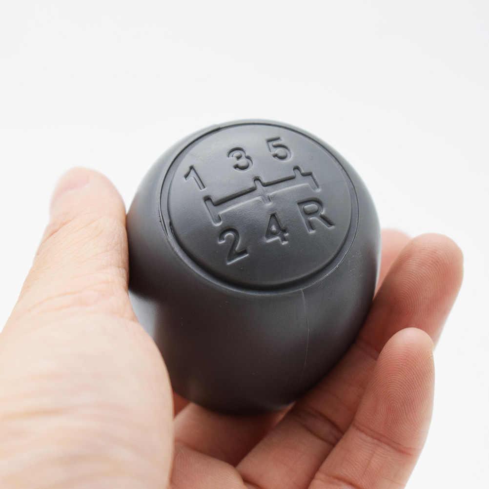 5 Speed Gear Stick phím Shift Knob Headball Đối với Fiat Panda 2003-2012 500 500C 2007-2013