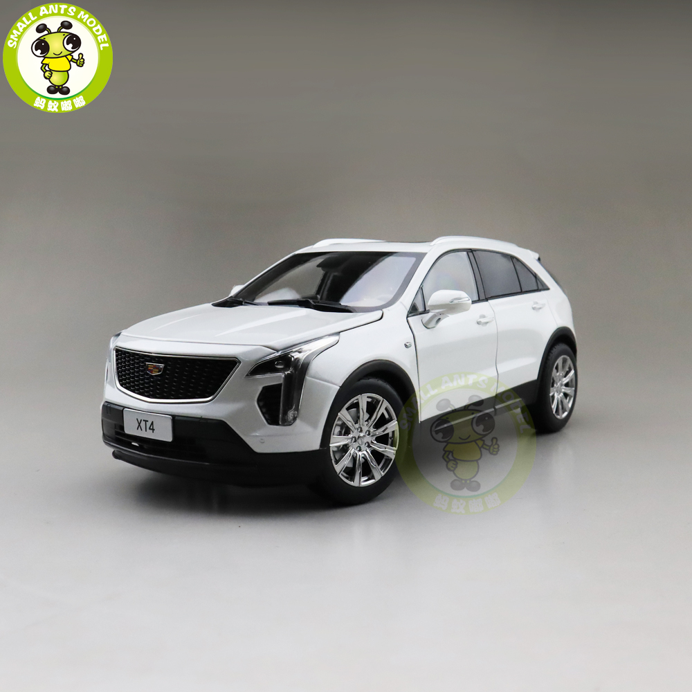 1/18 US GM XT4 Diecast Model Car SUV Toys Boys Girls Gifts