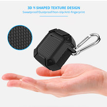 Earphone Case For AirPods  Wireless Bluetooth Headset cover silicon Air Pods Charging Box