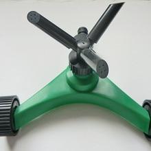 Садовый оросительный спринклер рокер сопла, CS-3011 пластиковый разбрызгиватель колесная база