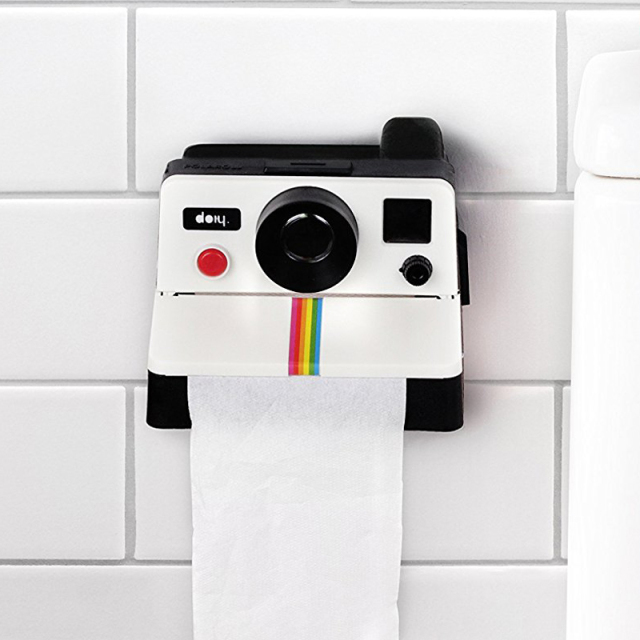 Porte Papier Toilette Vintage