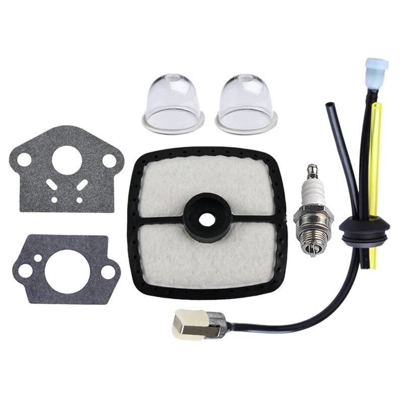 With Air Filter Filterprimer Bulb Gasket For Echo Hc150 Hc151I Hcr150 Clipper Gt201I Srm210 Srm210I Srm210Sb Srm210U Srm211I Tri