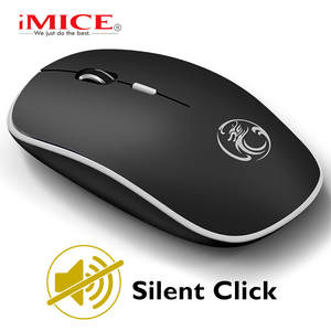 Computer Mouse Ergonomic Mause-Gamer Laptop Noiseless Silent Mice Optical-Usb for PC