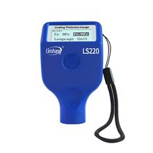 Verf Coating Dikte Tester 0 2000μm 0.1μm Fe Nfe Probe Gauge LS220 Voor Auto