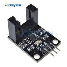 Lot de capteurs photoélectriques, module de comptage de synchronisation infrarouge, largeur de fente 10MM