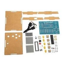 DIY игровой набор 51 SCM чип Ретро электронная приставка для пайки