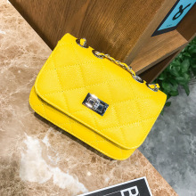 Leather Bag Women Clutch Bag/Women Handbag Chain/Shoulder Woman Black Small Bags