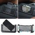 Автомобильная Сетчатая Сумка для мобильного телефона, карман для Toyota Land Cruiser Prado 150 Avensis Prius, Crown для Subaru Forester XV