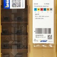10 pces carboneto de inserção somt 09t306-dt ic808