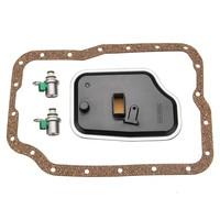 Wavebox válvula solenóide Solenóide da caixa de Velocidades de Transmissão Automática Kit Filtro de ar Para a Ford para a Focus para C Max 4F27E|Peças e transmissão automática| |  -