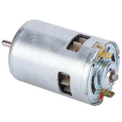 DC 12-24V 885 Motor High Speed Large Torque Ball Bearing Electric Motor Low Noise 13000/26000 RPM