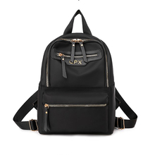 Women's Backpack 2019 New Fashion Shoulder Bag Delicate Travel Or School Solid Color Bagpacks  For College Students