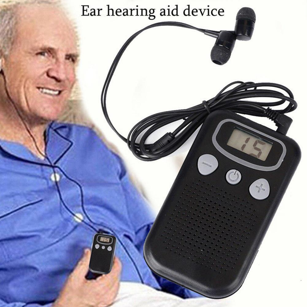 1pcs Hearing Aid For Elderly Hearing Loss Sound Amplifier Ear Care Tools Hearing Aids Megaphone Sound Enhancement Deaf Aid