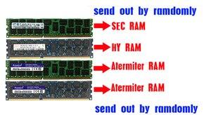 Image 5 - Atermiter X79 X79G scheda madre LGA2011 mini ATX combo E5 1650 V2 SR1AQ CPU 4pcs x 4GB = 16GB DDR3 RAM 1866Mhz PC3 14900R