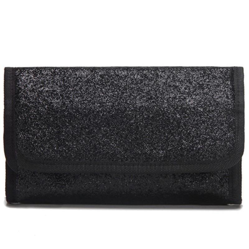 AUAU-Fashion Women Makeup Bags Waterproof Folding Travel Wash Bag Toiletries Organizer Cosmetic Bag Female Cosmetic Cases