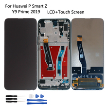 Original For Huawei P Smart Z STK-LX1 LCD display Touch Screen Digitizer Assembly for Huawei Y9 Prime 2019 Screen LCD Display