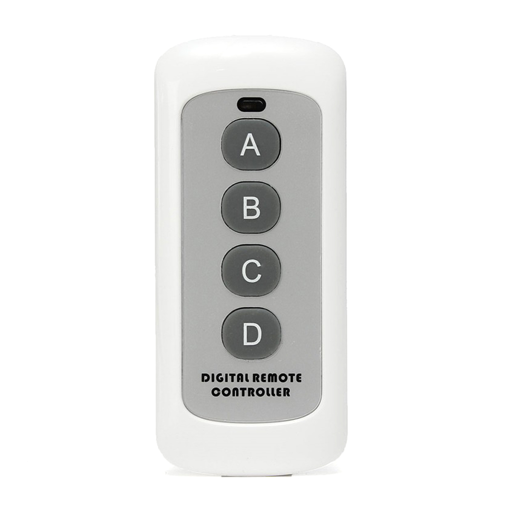 433MHz 4 Button EV1527 Code <font><b>Remote</b></font> Control Switch RF Transmitter Wireless <font><b>Key</b></font> for Smart Home <font><b>Garage</b></font> Door Opener image