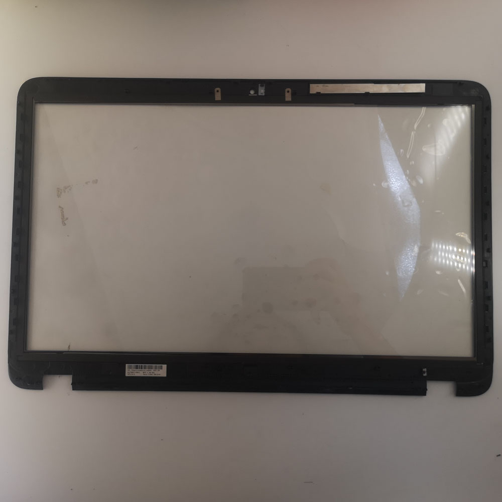 """17"""" INCH touch screen Digitizer Glass Sensor with frame Replacement parts For HP ENVY TouchSmart 17J M7-J M7-J010DX 15-J 15J"""