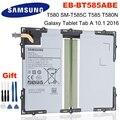 SAMSUNG Оригинальный планшет EB-BT585ABE 7300 мА/ч, батарея для Samsung Galaxy Tablet Tab A 10,1 2016 T580 SM-T585C T585 T580N + Инструменты