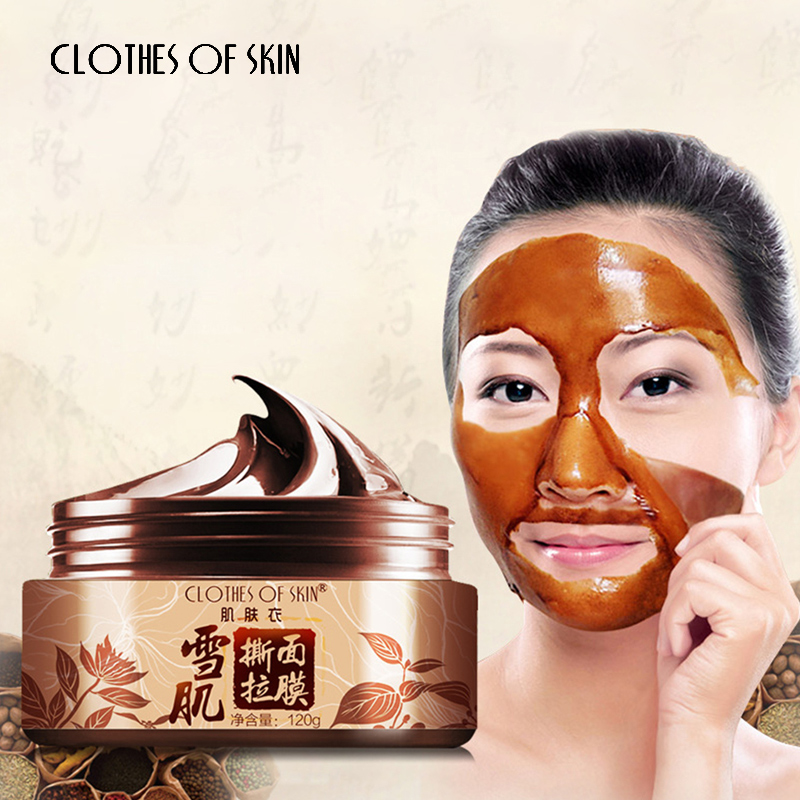 Face Mask Honey Remove Blackhead Peel Mask Treatment Acne Oil Control Exfoliation Shrink Pores Deep Cleaning Face Skin Care 120g