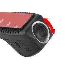 Universal Auto Wifi DVR Versteckte Installation HD Kamera 170 Grad Unterstützung APP Control 1920*1080P G-Sensor für Nissan lancer kia K2