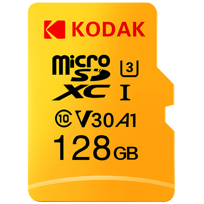 Γνήσια κάρτα μνήμης kodak micro sd card class 10