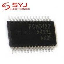 1 pçs/lote PCM5122 PCM5122PW PCM5122PWR TSSOP-28 Em Estoque