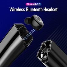 XG-19 Bluetooth Wireless Sports Earphone Mini Long Standby C