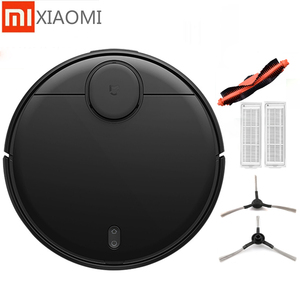 Image 4 - Newest Xiaomi Pro Stytj02YM Mijia Mi Robot Vacuum Mop Sweep Cleaner2 LDS APP Control Mi Home 2100pa dry wet cleaning home device