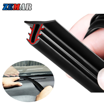 Car Dashboard Sealing Strips Sound Insulation For BMW E60 E46 E90 E39 E36 F30 F10 E30 E34 F31 F11 E91 E92 F34 F07 M2 Accessories image