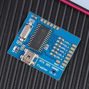 Image 1 - Programator MTX SPI Flashers łatwe przenoszenie lekki V1.0 szybki czytnik USB SPI gadżety do konsoli Xbox 360 Matrix NAND