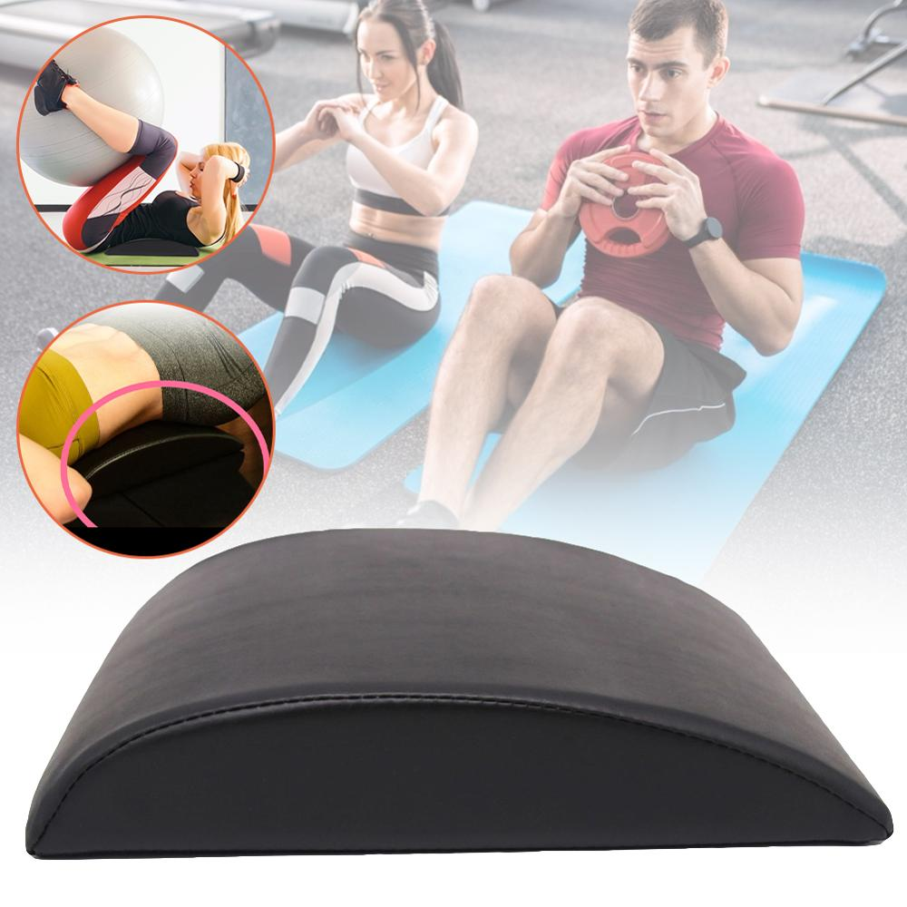 Fitness Assistant Cushion Exercise Pads Support Sit-up Equipment Trainer L5U5