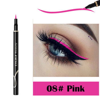 12 Color Long-lasting Eyeliner Pencil Waterproof Pigment Colorful Eyeliner Pen Women Fashion Color Eye Makeup Cosmetics 1